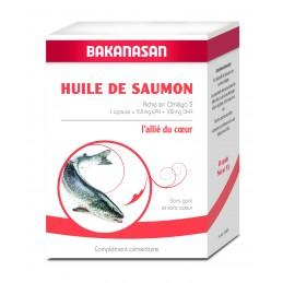 HUILE DE SAUMON 850  80 Capsules