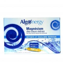 MAGNESIUM DES EAUX MERES 20 Ampoules