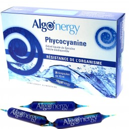 PHYCOCYANINE 20 Ampoules