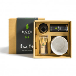 COFFRET DECOUVERTE MATCHA TRADITIONAL/FOUET/BOL