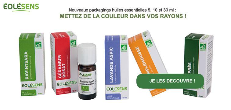 huiles essentielles biologiques Eolesens
