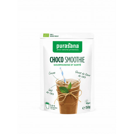 CHOCO SMOOTHIE 150G*