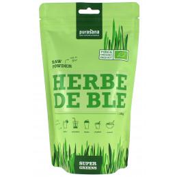 POUDRE D'HERBE DE BLE* 200 GR