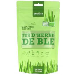 JUS D'HERBE DE BLE EN POUDRE* 200 GR