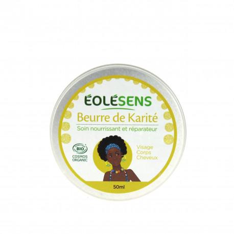 BEURRE DE KARITE 50 ml