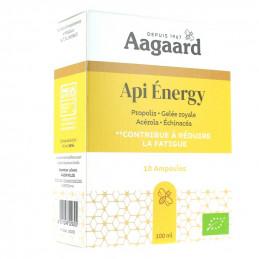 API ENERGY 10 Ampoules