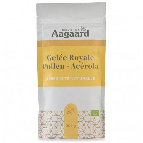 GELEE ROYALE + POLLEN + ACEROLA + LUCUMA 200 g