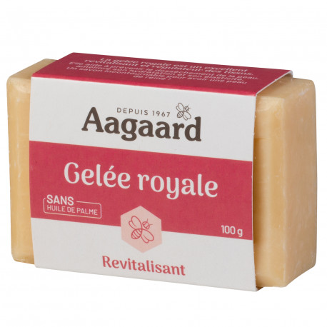 SAVON DE LA RUCHE - GELEE ROYALE 100G