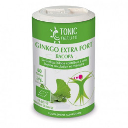 GINKGO EXTRA FORT BACOPA* 80 GELULES