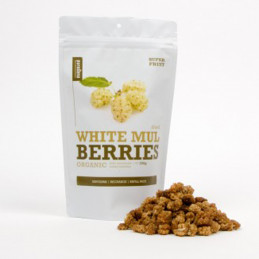 WHITE MULBERRIES BIO (MURES BLANCHES) 250 gr