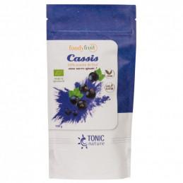 Poudre de Fruit Cassis Bio - Foody Fruit