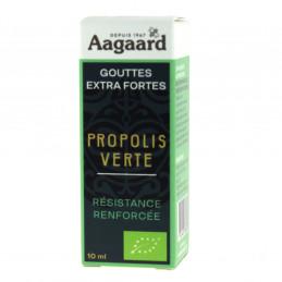 GOUTTES PROPOLIS VERTE EXTRA FORTES 10 ML