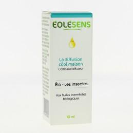 """COMPLEXE """"L'ETE - LES INSECTES"""" 10 ml"""