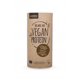protéine de chanvre / riz / petits pois / tournesol / potiron - goût cacao-chocolat