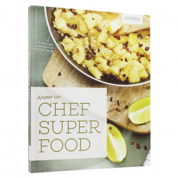 LIVRE 'DEVENIR UN CHEF SUPERFOOD'