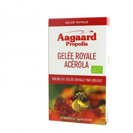 GELEE ROYALE ACEROLA 30 gélules