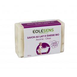 SAVON LAIT D'ANESSE - AVOINE 100 G
