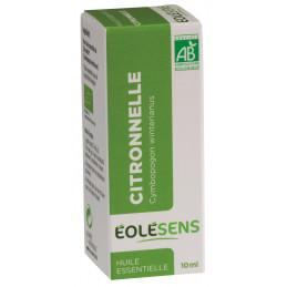 HUILE ESSENTIELLE CITRONNELLE 10 - 30 ml