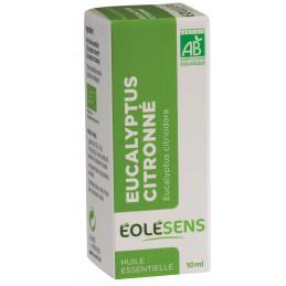 HUILE ESSENTIELLE EUCALYPTUS CITRONNE 10 ml