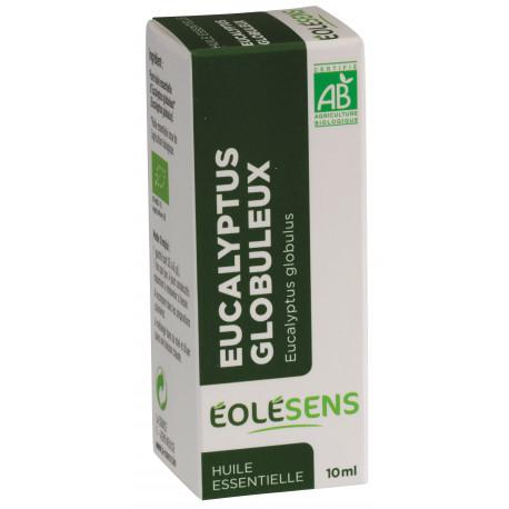 HUILE ESSENTIELLE EUCALYPTUS GLOBULEUX 10 - 30 ml