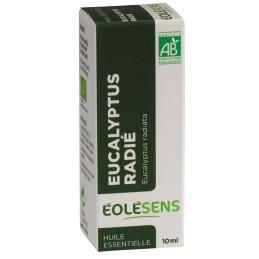 HUILE ESSENTIELLE EUCALYPTUS RADIE 10 ml