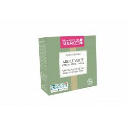 ARGILE - CITRON - SAUGE 100 g