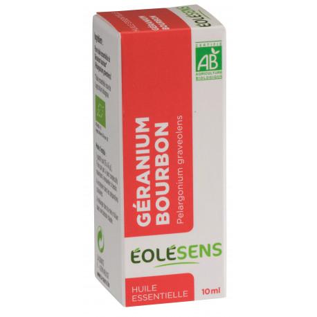 HUILE ESSENTIELLE GERANIUM BOURBON 10 ml