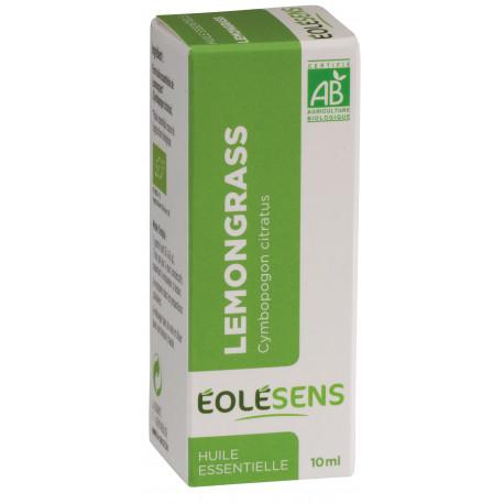 HUILE ESSENTIELLE LEMONGRASS 10 ml