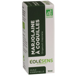 HUILE ESSENTIELLE MARJOLAINE A COQUILLES 10 ml