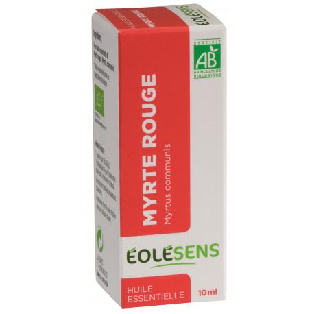 HUILE ESSENTIELLE MYRTE ROUGE 10 ml