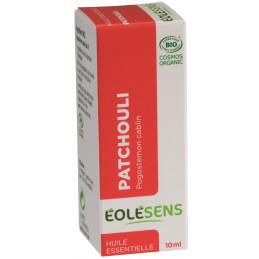 HUILE ESSENTIELLE PATCHOULI 10 ml