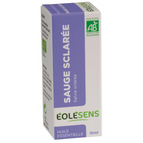 HUILE ESSENTIELLE SAUGE SCLAREE 10 ml