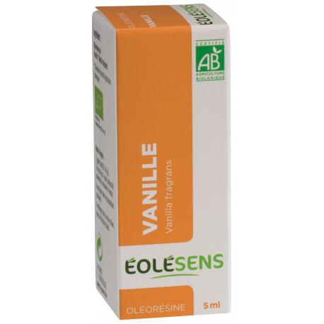 HUILE ESSENTIELLE VANILLE (OLEORESINE) 5 ml