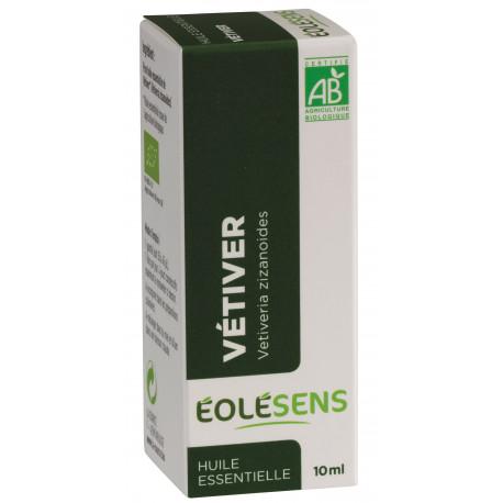 HUILE ESSENTIELLE VETIVER 10 ml