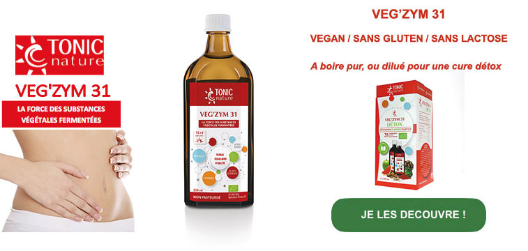 Tonic nature veg zym